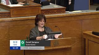 Riigikogu istung, 19. november 2019 thumbnail