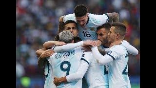 Copa America : L'Argentine bat le Chili dans un match électrique et termine troisième