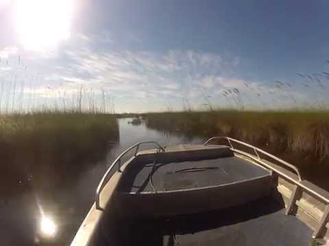 Soul of Africa Travel - Cruising the Delta in Botswana.