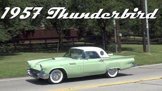 Ford Thunderbird 1957 Videos