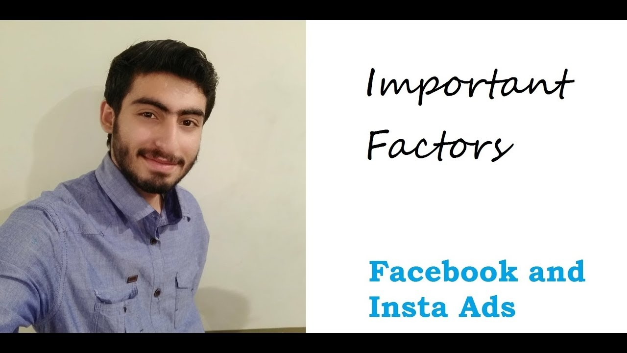 24. Important Factors | Facebook Advertising in Urdu/Hindi