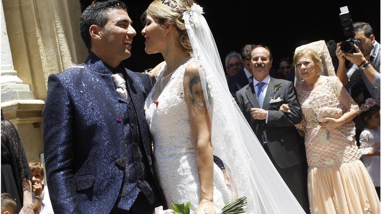 """El conmovedor mensaje de la esposa de Jos Antonio Reyes: """"Te ..."""