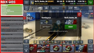 Q&A Plus Tanking Tactics NA Server Stream World of Tanks Blitz
