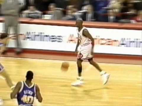 Michael Jordan 1990-91: 37 points Vs. Utah Jazz.