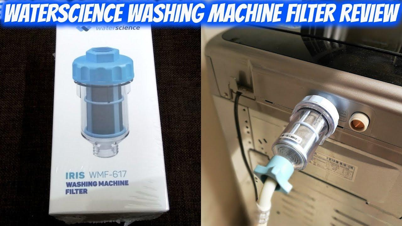 Waterscience Iris Wmf 617 Washing Machine Filter Review