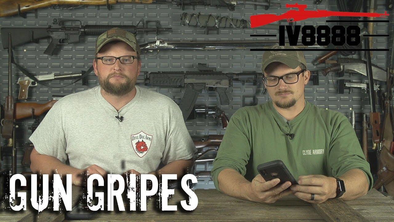 "Gun Gripes #169: ""H.R. 7115 80% Receiver Ban and MORE ..."