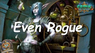 Hearthstone: Even Pirate Rogue #2: Rastakhan