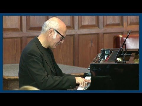 Ludovico Einaudi Plays Piano for The Oxford Union Part 1