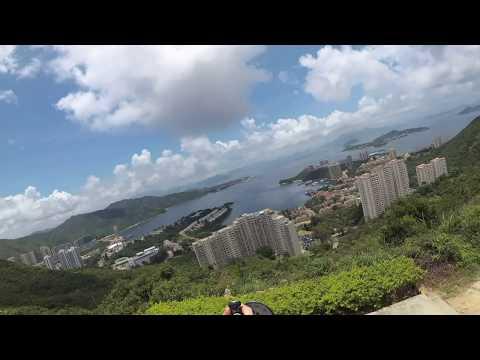 HongKong, Discovery bay hiking