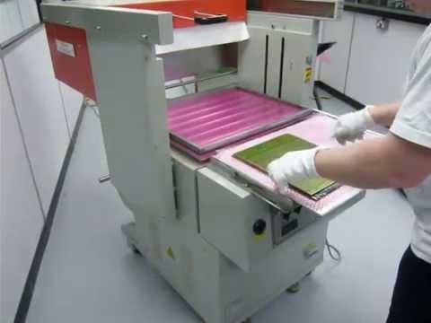 Vacuum Packaging Machine For Printed Circuit Boards Youtube