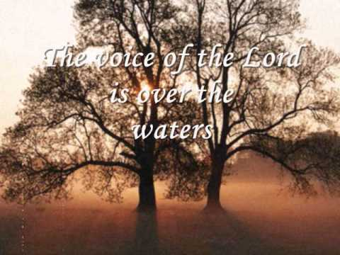 ASCRIBE TO THE LORD/PSALMS 29 by Carrie Beck