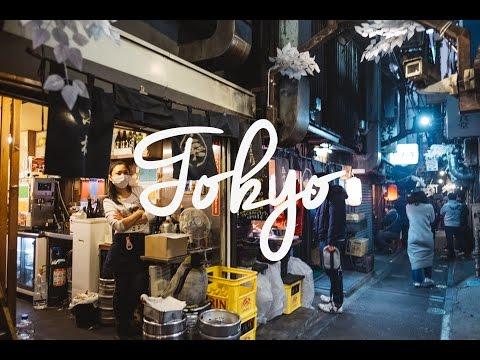 Tokyo // Japan Vlog