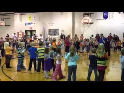 Grand slam demo @ Rustburg elementary school