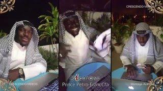 Acétone aKa Prince Pétro-FrancCfa kiffe la chanteuse K-Dy