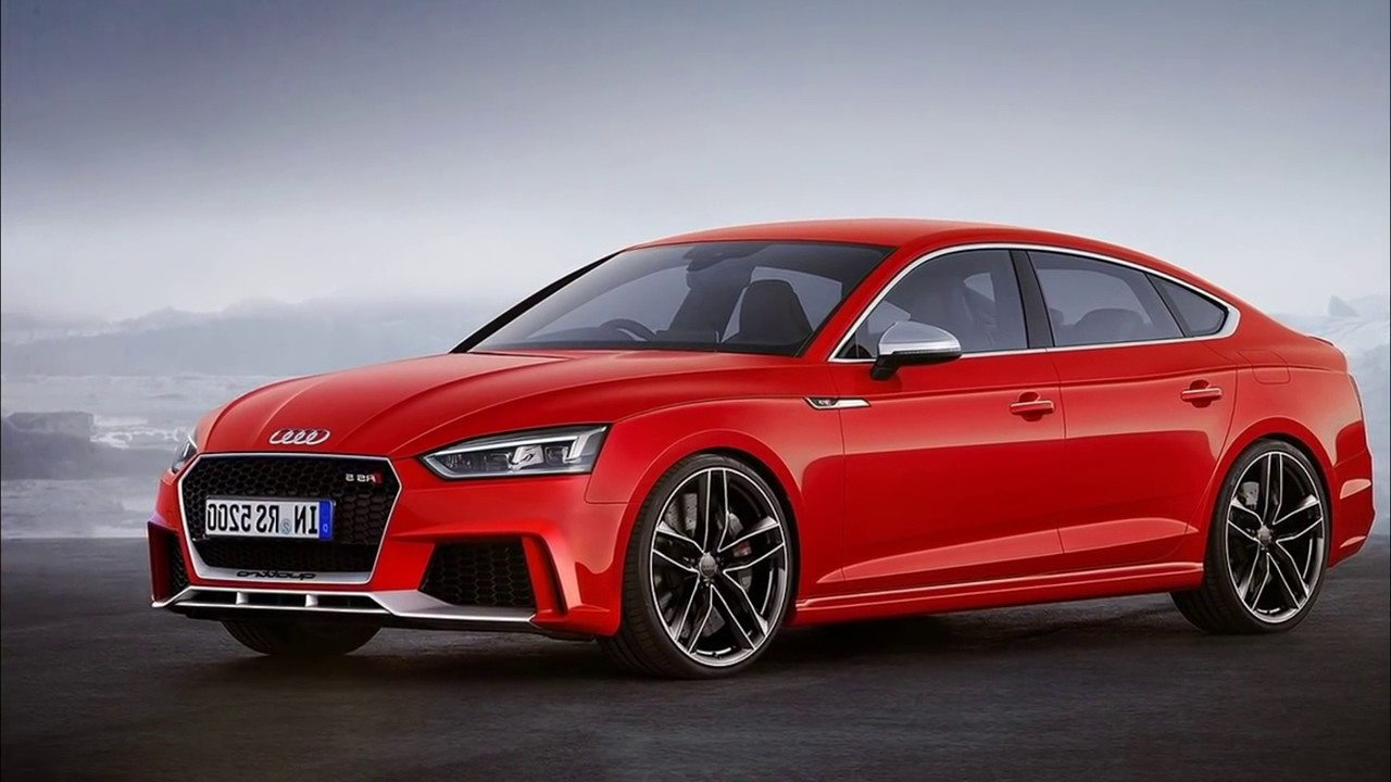 Audi Rs5 Sportback 2017 Review Abc Car 1