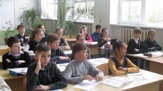 Воробйова О.Ю., Урок зарубіжної літератури. 2017 р.