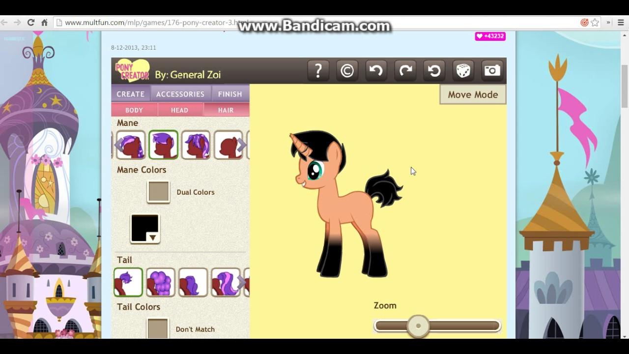 Игры Пони, играть в игры онлайн 82