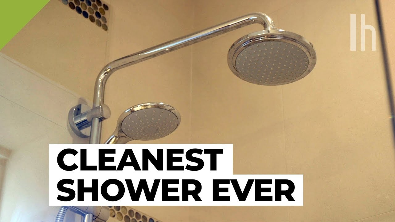 5 Hacks For A Clean Shower You