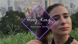 Travel vlog #25: Hong Kong, China | Victoria Peak, wandering around
