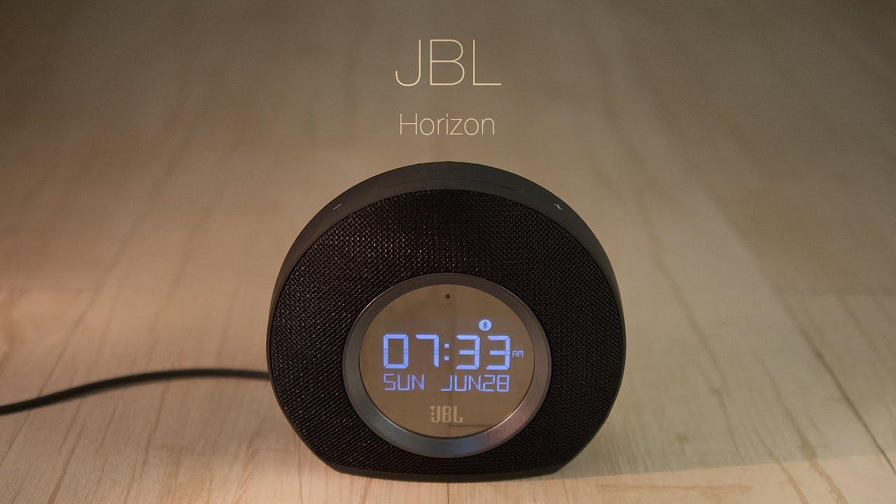 Đánh giá loa Bluetooth JBL Horizon - Vnwriter.net