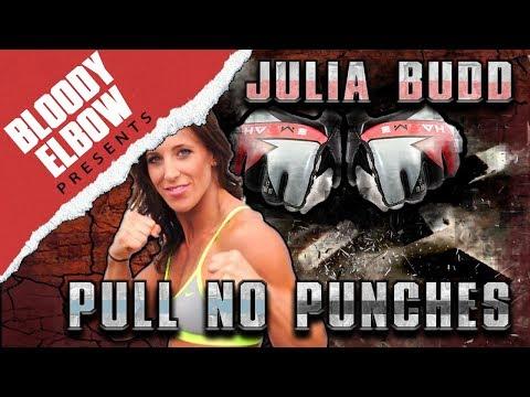 Julia Budd: I don't like 'cheater' Germaine de Randamie, but she'd beat Cris Cyborg