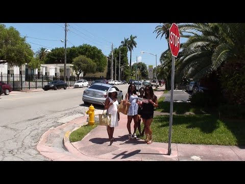 WELCOME TO MIAMI BEACH, FLORIDA, USA