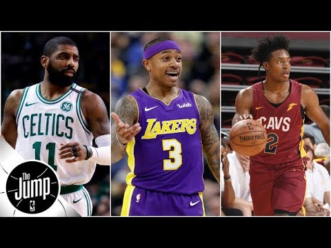 Kyrie Irving trade one year later: Was it a good move? | The Jump | ESPN
