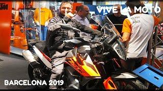 BARCELONA,Vive la moto 2019,salon de la moto