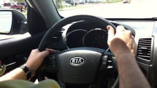 Выбираем машину: test drive KIA Sorento