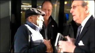 'Trash talk' between Spike Lee and Danny Aiello