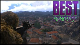 ARMA 3 Life: Best Robbery Attempt Ever