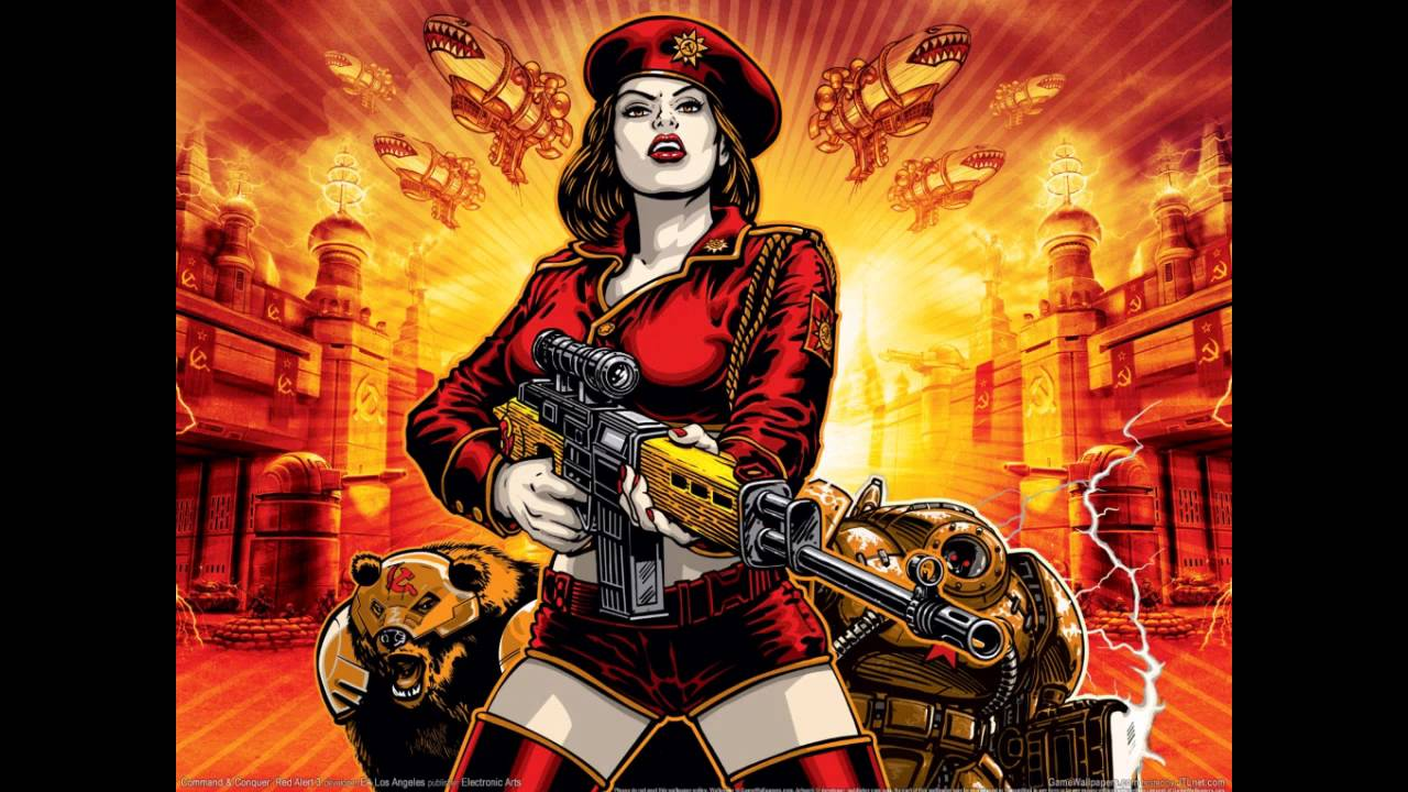 Command & Conquer: Red Alert 3 Soundtrack: Battleground Of