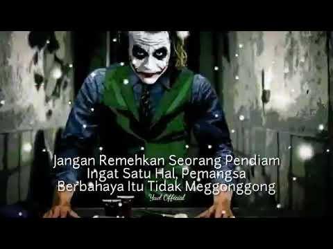 Kata Kata Keren Joker Dan Artinya