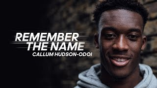 Callum Hudson-Odoi. Get to Know about Chelsea's Next Big Thing | The Players' Tribune
