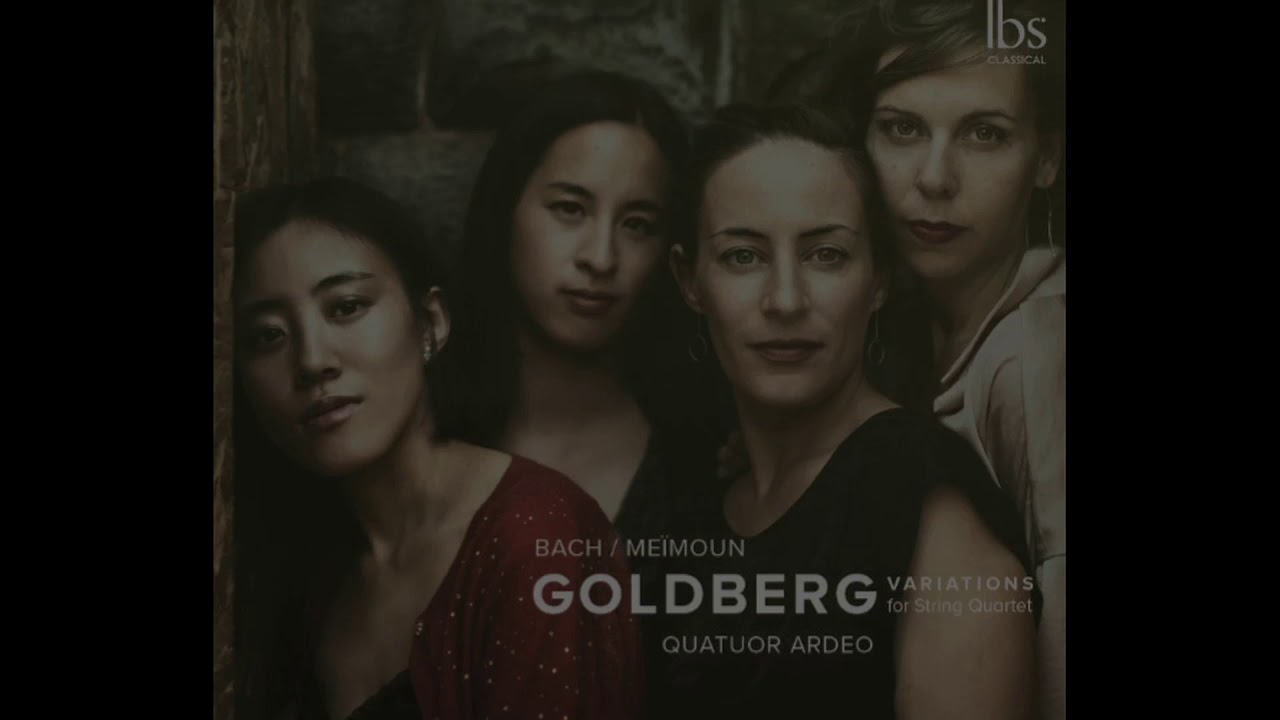 Goldberg Variations for String Quartet