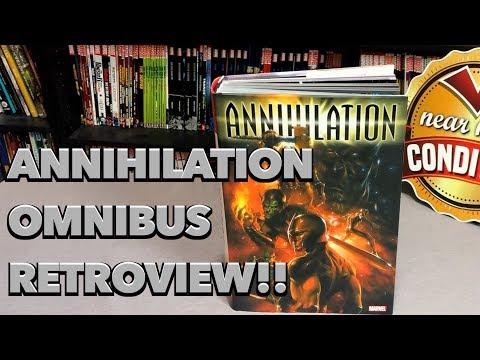 Annihilation Omnibus Retroview!