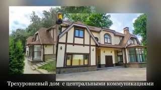 Два дома на большом лесном участке(, 2014-07-10T06:31:24.000Z)