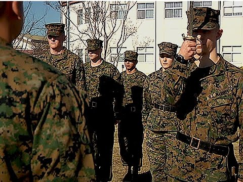 News Strike - Corporals aboard Marine Corps Air Station Iwakuni go back to the basics