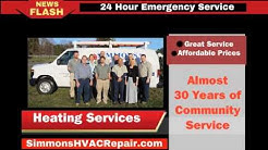 Simmons Heating and Air Conditioning