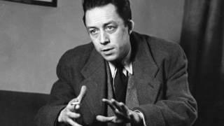 Albert Camus, entretien et lecture d'un fragment de L'Homme révolté