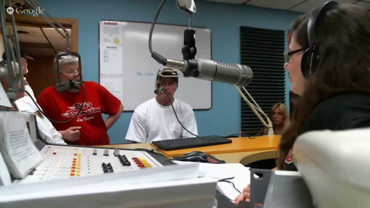 Rick and Kelly Dale of American Restoration at Power 96 - YouTube
