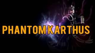 League of Legends - Phantom Karthus Skin
