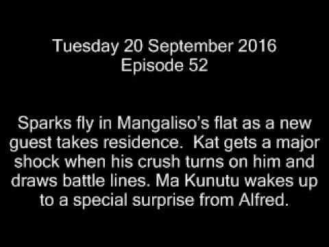 Coming up on Skeem Saam - 19 Sep - 23 Sep (Episode 51 - 55)