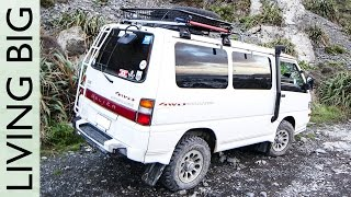 Epic 4x4 Survival Expedition Van / Home On Wheels