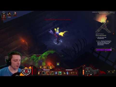 Diablo 3 RoS  - High-Grift Challenge [Patch 2.4.1] - 75 ist kein Alter! ➥ Let's Build