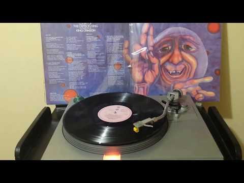 I Talk To The Wind - Crimson King (1969) en vinilo