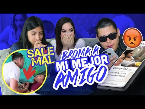Kim y Yo somos novios con PRUEBAS (Broma a Juan de Dios sale mal) Ft Kimberly Loaiza / ELSUPERTRUCHA