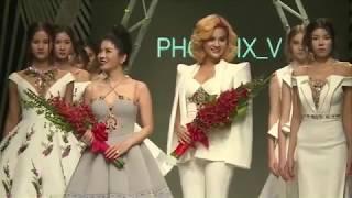 NTK Vũ Thu Phương -  BST Phoenix V - tại VIFW 2017 -Day 3