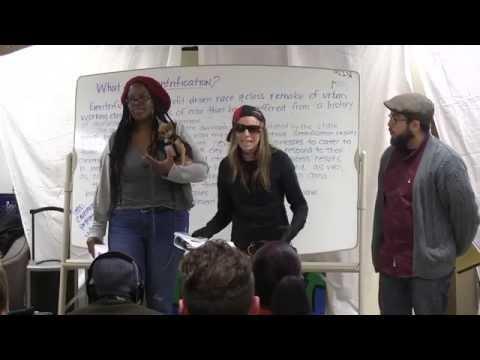Displacing Gentrification: People's Forum - Oakland - April 2014