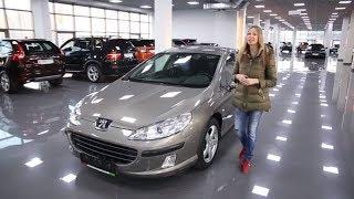 Подержанные автомобили. Peugeot 407 2008. Вып.186